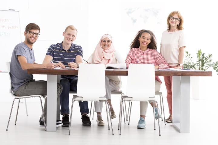 Kursy językowe w firmach