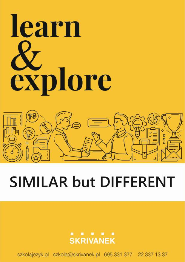SIMILAIR BUT DIFFERENT E-BOOK