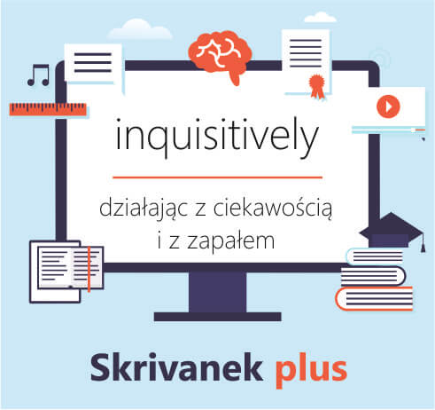 inquisitively