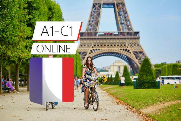 kurs języka francuskiego online