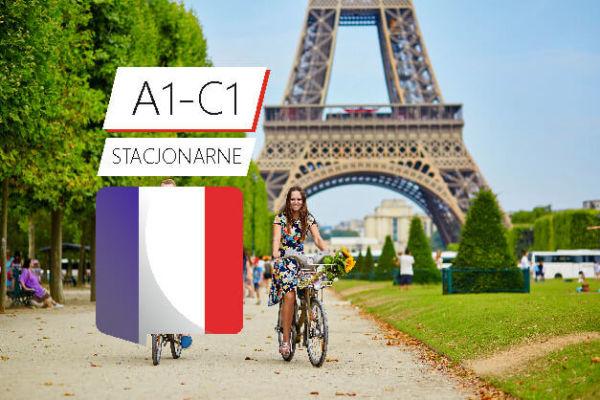 Kurs języka francuskiego stacjonarny