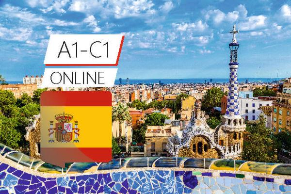 kurs języka hiszpańskiego online