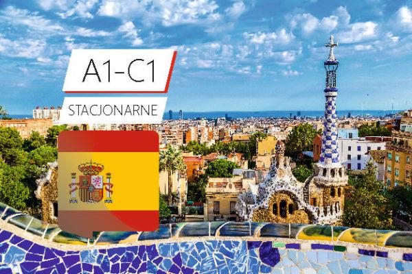 Kurs języka hiszpańskiego stacjonarny