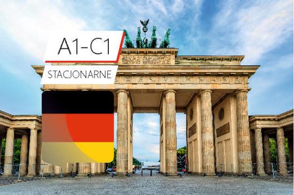 Kurs języka niemieckiego stacjonarny