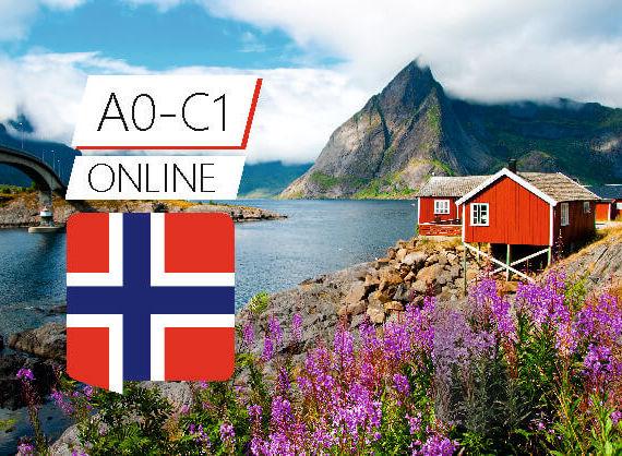 kurs języka norweskiego online