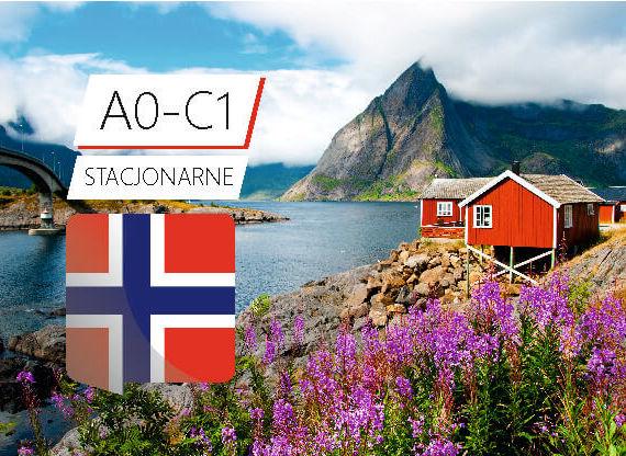 Kurs języka norweskiego stacjonarny