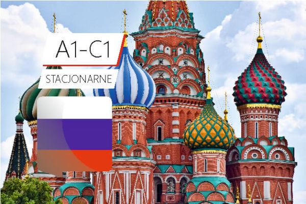Kurs języka rosyjskiego stacjonarny