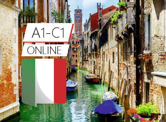 kurs języka włoskiego online