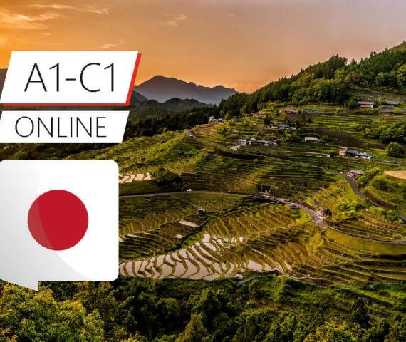 nauka japońskiego online